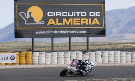Van Zon Remeha BMW Team test in Almeria