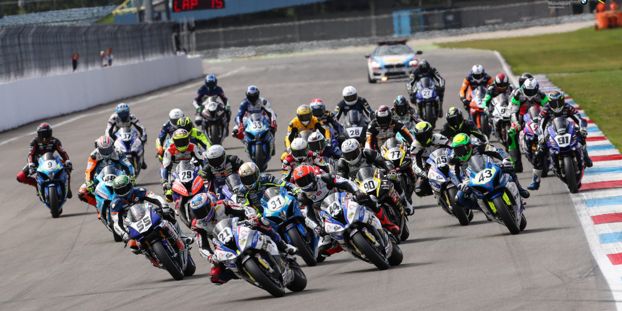 (EN) IDM Assen: Rain, sun and a double victory.