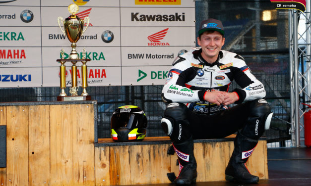 (EN) 2018: Jan Bühn joins Reiterberger for STK1000 European Championship.