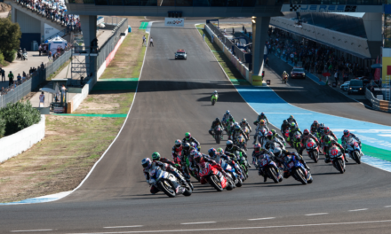 (EN) All you need to know about the Superstock season start in Aragón.