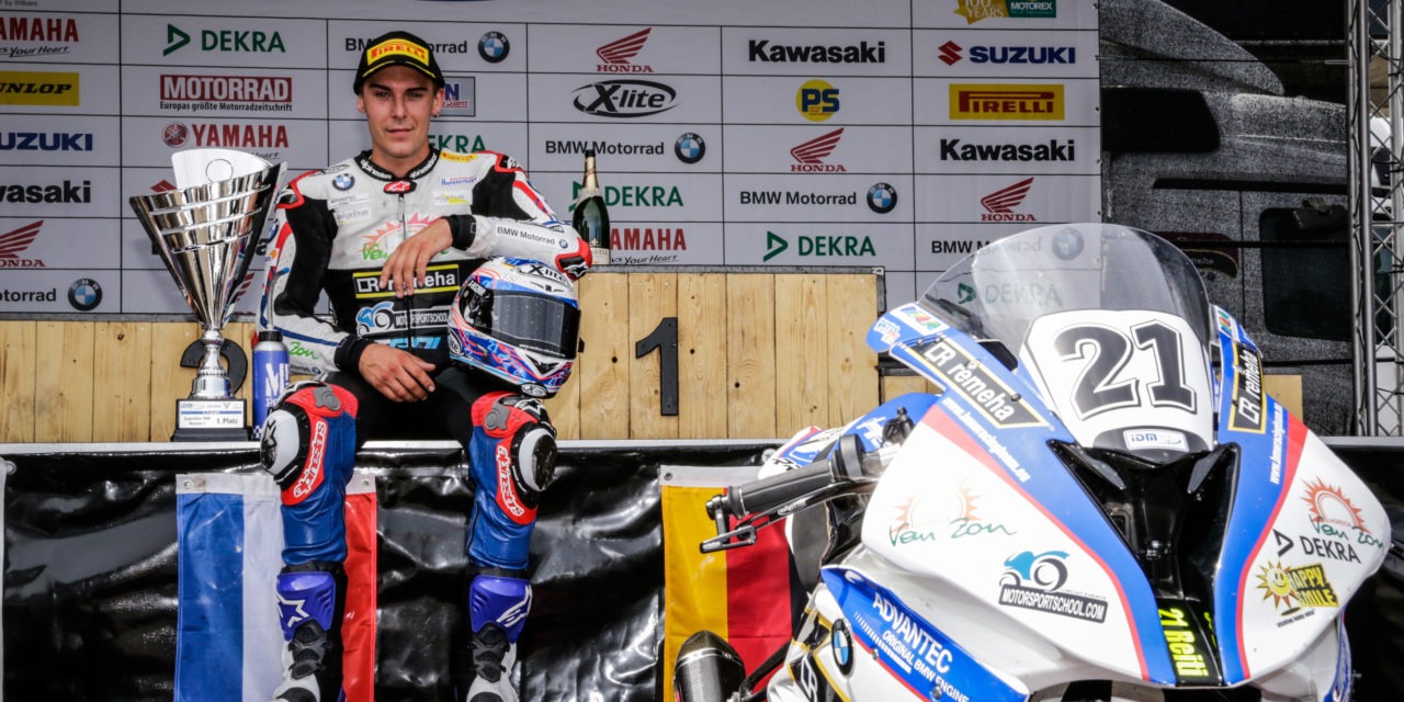 (ENG) IDM Zolder: A complete success at home racing
