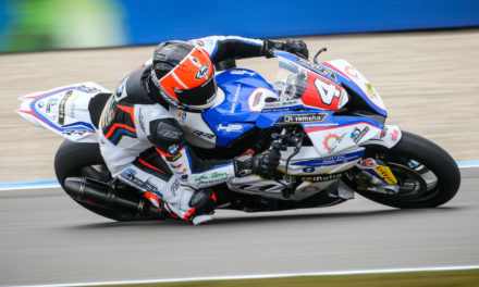 Danny De Boer with successful SST 1000 Wildcard performance in Assen.