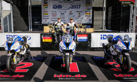 (EN) IDM Oschersleben: Reiterberger double victory and triple podium.