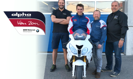 (EN) Team Evolution | alpha Racing-Van Zon-BMW