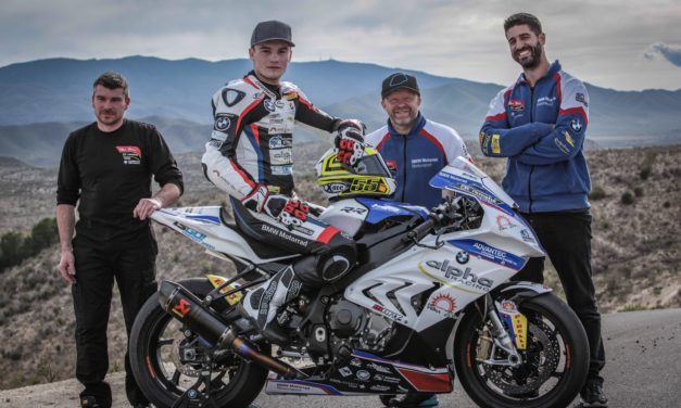 (EN) IDM Superbike | Spanish test kilometers for the new IDM team