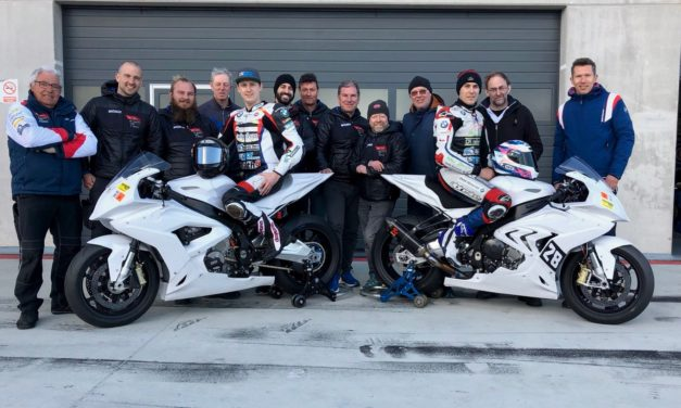 (EN) STK1000 | Well prepared for the Superstock European Championship