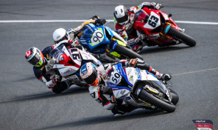 (EN) IDM Superbike | Successful season opener. First victory for Mikhalchik.