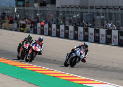 STK1000 Aragon Team alpha Racing-Van Zon-BMW STK 2018 - 12