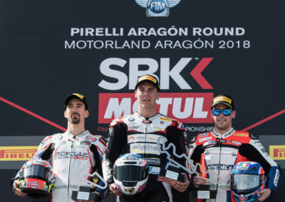 STK1000 Aragon Team alpha Racing-Van Zon-BMW STK 2018 - 4