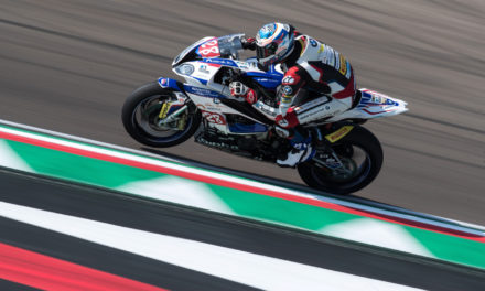 (EN) STK 1000 | Wake up call in Imola. Reiterberger fights for 5th place and Bühn with P14 in the points.