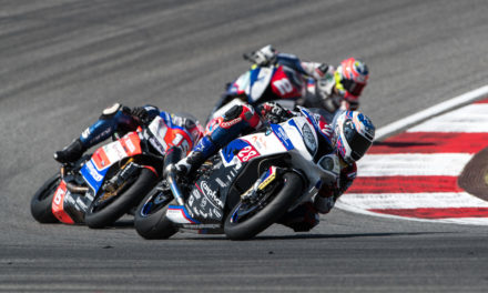 (EN) STK 1000 Portimão | Reiterberger expands championship lead with podium finish.