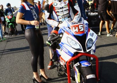 STK1000 Sonntag Magny Cours - 8