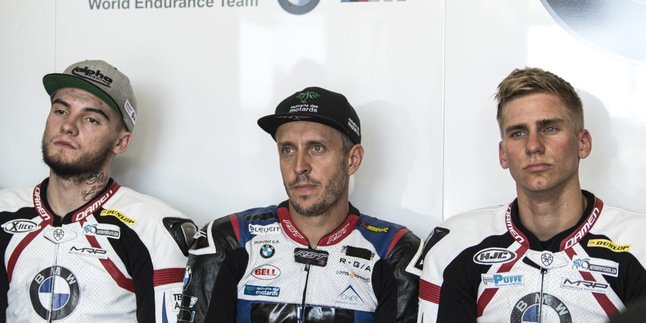 Debut in the south of France: BMW Motorrad World Endurance Team kicks off its rookie season in the FIM EWC with the Bol d'Or.