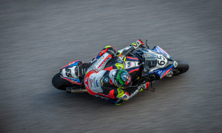 (EN) The second round of the IDM at the Sachsenring Circuit |  New territory for Mikhalchik and Eby, getting to know again for Leonov