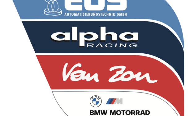 (EN) EGS-alpha-Van Zon-BMW Team presents riders for the new season